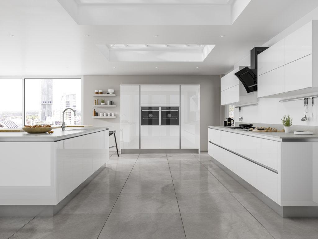 Home · Kitchens; Modern. Based ... & Classic Kitchen Designs Kitchen Fitters Mold Flintshire - Academy ...